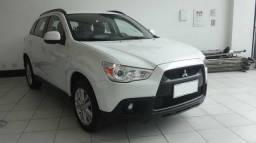 Vendo Asx Mitsubishi 2012 Branco polarizado, Automático - 2012