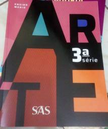 Apostilas Pré-universitário SAS 2019 em bom estado