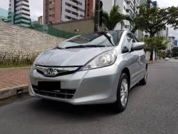 Honda Fit LX Automático completo 2014 Ú. Dono pintura orig mecânica 100% revisada vd/trc - 2014