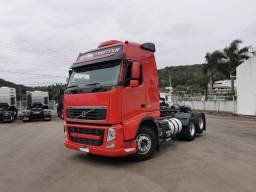 Volvo FH 440, Globetroter, 6X2, 2010, manual