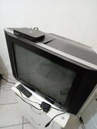 TV Samsung + Modem Positivo