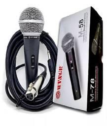 Microfone ms8