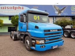 Scania T124 G360 2001