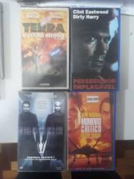 Vendo Filmes VHS
