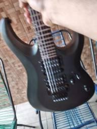 Troca guitrra em violão