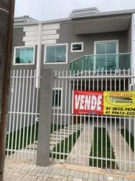 Casa à venda com 3 dormitórios em Novo mundo, Curitiba cod:44