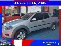 STRADA 2014 1.6 MPI TREKKING CD  FLEX 3P MANUAL