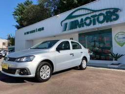 Volkswagen Novo Voyage Tl Mbv 2018 Flex
