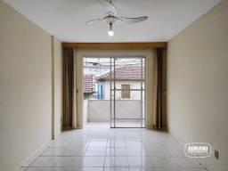 Apartamento com 3 dormitórios para alugar, 75 m² por R$ 1.100,00/mês - Capoeiras - Florian