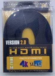 Cabo Hdmi Version 2.0 4k - Hdtv - 3d - 5 Metros