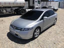 Civic 1.8 Automático 2008/2008 Extra - 2008