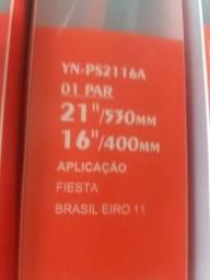 Palheta específicas fiesta brasileiro