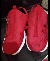 Tênis Adidas x off white