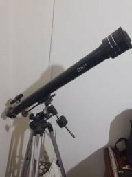Telescópio ajuste EQUATORIAL