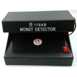 Detectora de notas/dinheiro falsas