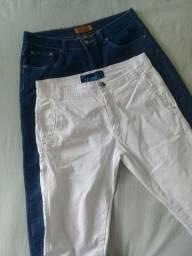 2 Calças Jeans Masculina