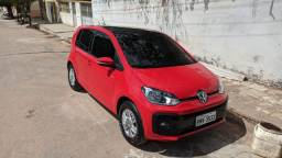 VW Up TSI 2018 Extra - Pneus Continental novos