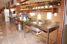 Aço inox, Cozinhas industrial.