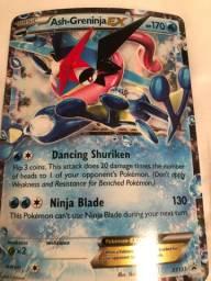 Carta gigante de Pokemon