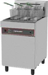 Fritadeira 18000w 3 cestos eletrica alta produção - lucas