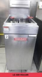 Fritadeira Profissional Vulcan á gas