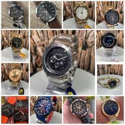 Mega promoção de relógios pronta entrega em São Luís.