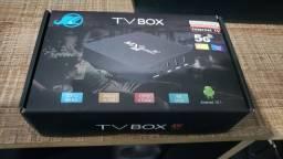 Tv Box 4k 5g promoção por tempo limitado entrega imediata
