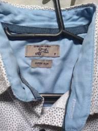 Camisa super slin Tam P
