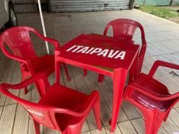 Jogo de mesas Itaipava