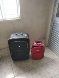 1 mala grande + 1 mala pequena