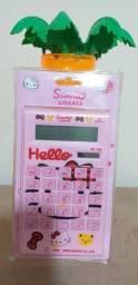 Calculadora da Hello kitty Lacrada.