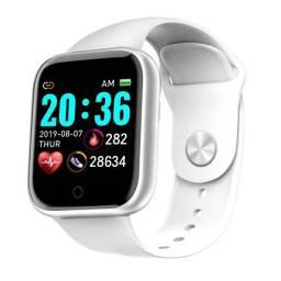Relógio Smart Bluetooth Fitness Várias Cores