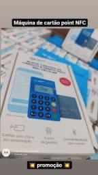 Título do anúncio: Máquina de cartão point NFC - TODAS NOVAS