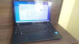 """Notebook Samsung 15.6"""" Intel Core i3 4005U"""