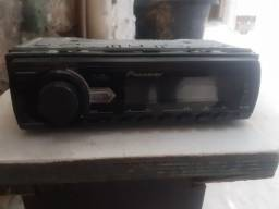 Título do anúncio: Rádio Pioneer