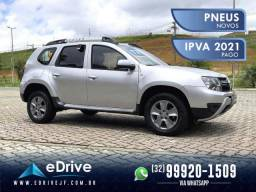 Renault DUSTER Dynamique 2.0 Flex 16V Aut. - IPVA 2021 Pago - Muito Novo - 2017