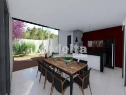 Casa de condomínio à venda com 3 dormitórios em Shopping park, Uberlandia cod:31326
