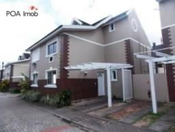 Belíssima casa em condominio p locação e venda