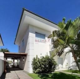 Casa Cond. Terra Brasilis- 3 suítes, 220 m² por R$ 990.000 - Vilas do Atlântico - Lauro de