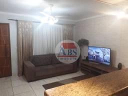 Sobrado com 2 dormitórios à venda, 87 m² por R$ 200.000,00 - Jardim Casqueiro - Cubatão/SP