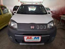 FIAT UNO 2010/2011 1.0 EVO WAY 8V FLEX 4P MANUAL