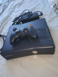 Xbox 360 + Controle + 5 Jogos