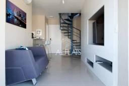 Título do anúncio: Cobertura com 1 dormitório à venda, 94 m² por R$ 1.000.000 no Morumbi - São Paulo/SP