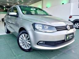 Título do anúncio: VW Voyage 1.6 2015  Comfortline Com Kit Gas