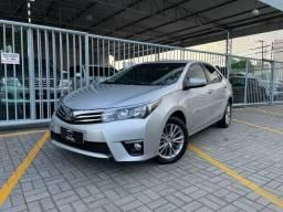 Título do anúncio: Toyota Corolla XEI 2.0 2015