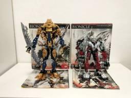 Lego Bionicle Titans Coleção (Brutaka e Axonn)