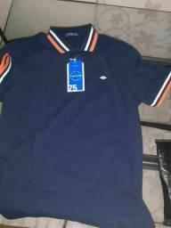 Título do anúncio: Camisa Polo Triton nova e original tamanho M / G slim.
