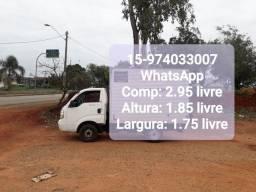 Título do anúncio: D&L Mudança e Transporte (Sorocaba)
