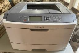 Título do anúncio: Barbada - Impressora Laser Lexmark E460