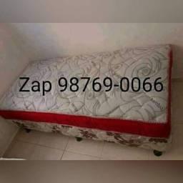 Título do anúncio: Direto da FÁBRICA com frete grátis \ cama Box solteiro nova luxo